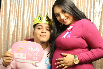 Eddie & Candice Baby Shower - 11/10/18