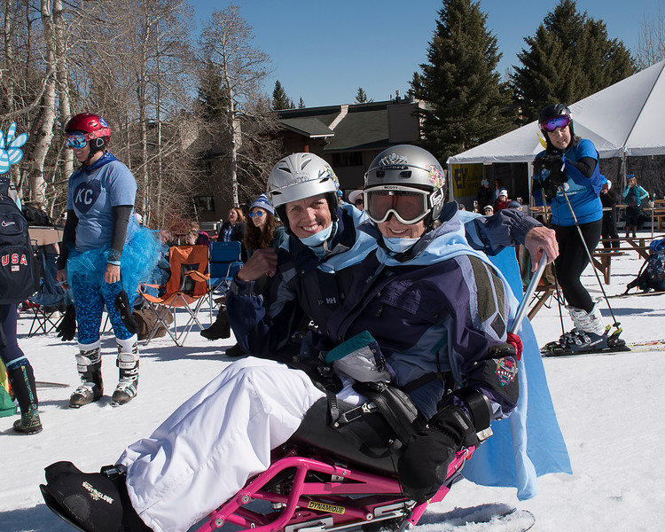 2016 Ability Snow Challenge (Photo by Dave Obzansky)