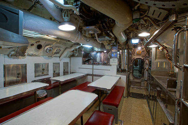 Crew's Mess & Galley