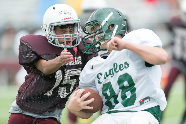 Cameron Yoemen Jr. High v Lexington 9-28-17