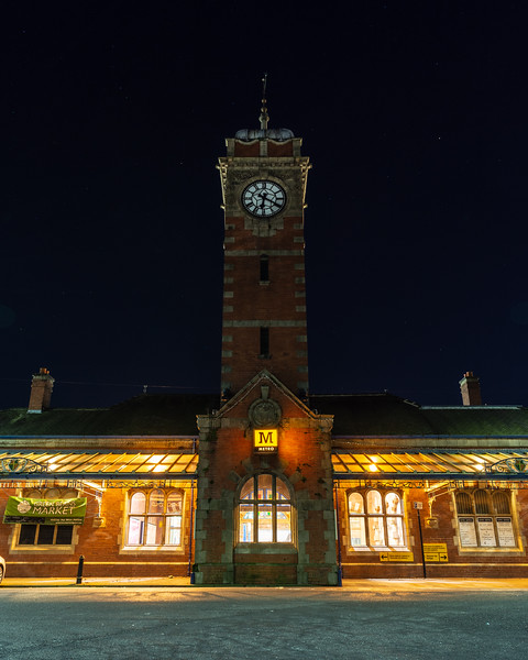 Whitley Bay Station