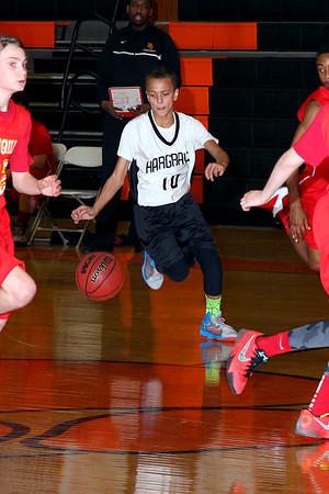 MS Basketball v Fuqua School