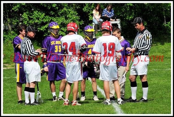 Lacrosse - Ocean High School vs St. Rose May, 2009