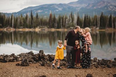 Nicki Bergeson Family 2018