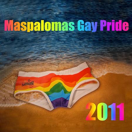 Maspalomas Gay Pride 2011