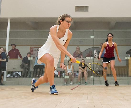1/18/17: Girls' Varsity Squash v Loomis Chaffee