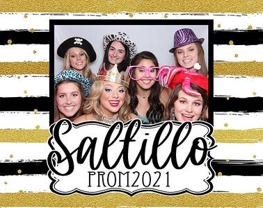 Saltillo Prom 2021