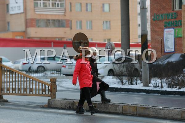 Улаанбаатар хотын хөдөлгөөн багатай байна