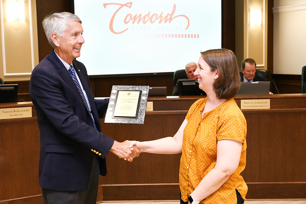 2019 September - Concord City Council Meeting