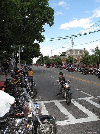 Americade and -Rhinebeck Bike Rallies -June, 2010