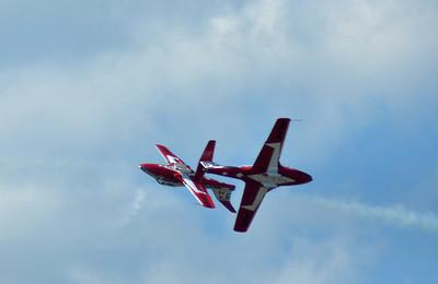 Millington Air show 2013