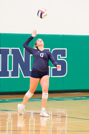 Volleyball: Woodgrove 3, George Mason 2 by Jeff Vennitti on August 21, 2018