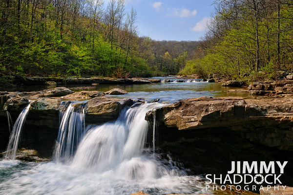 King's River Falls March 31