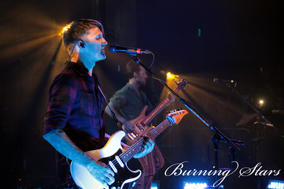 The Used @ The Observatory (Santa Ana, CA); 4/08/15