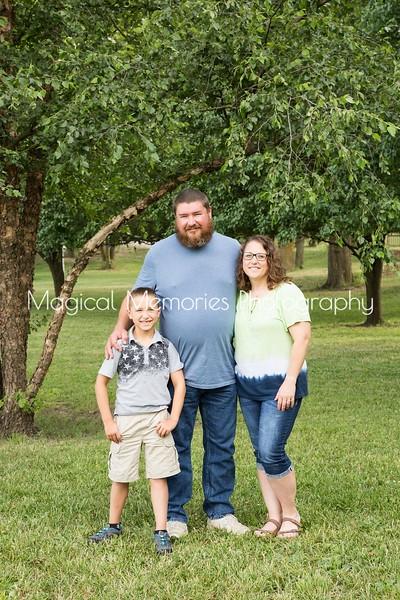 Melissa Novotny Family
