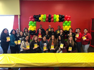 Nov. 18, 2019 Peter Piper Dictionary Luncheon