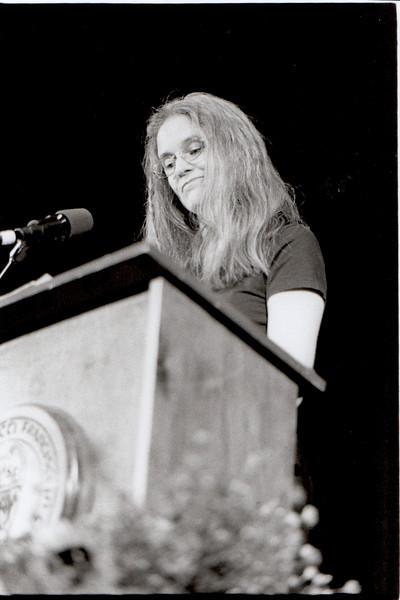 Sharon Olds. 2001.