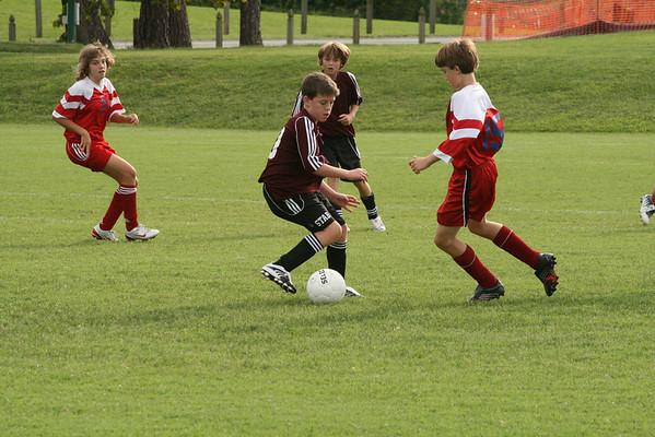 MS Boys' Soccer