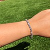 9.50ctw Round Brilliant Diamond Tennis Bracelet 2