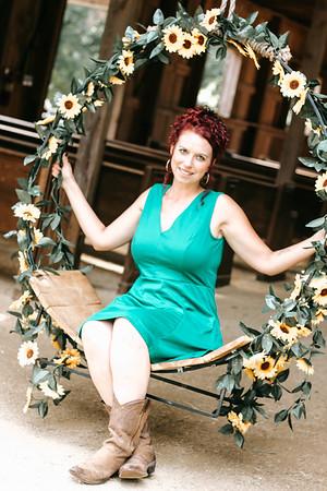 Amanda Sunflowers