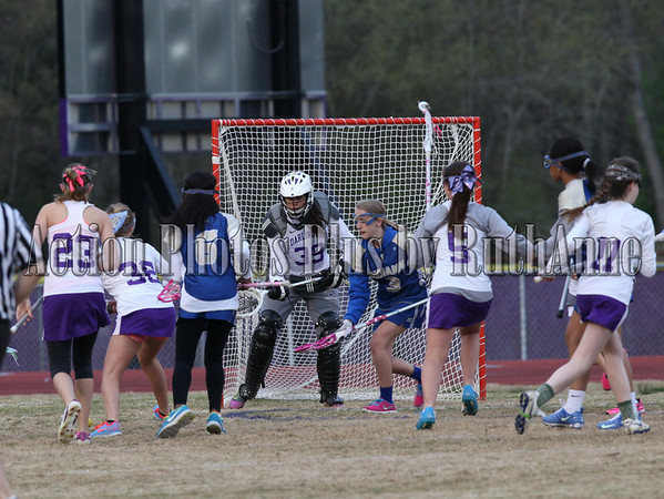 Darlington LAX JV girls 2013