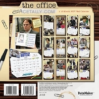 the office calendar back