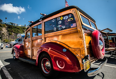 Doheny Woody Car Show April 14 2012