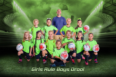 2019 Fall Soccer- U8 Girls