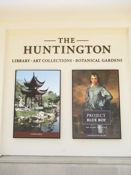 Huntington Library 07-2019