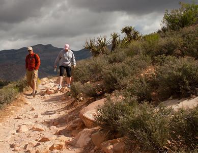 2011 Vegas Spring Red Rock Canyon Hike