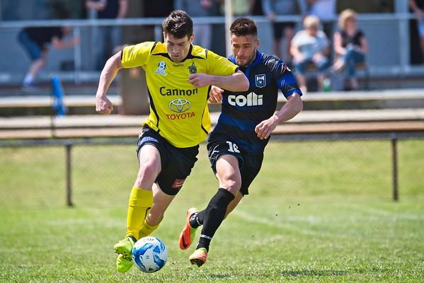 Heidelberg United FC v Bayswater City SC