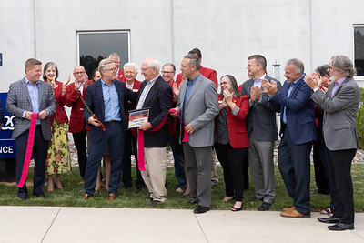 2021 Simmons Foods Ribbon Cutting