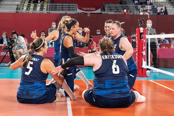9-5-2021 Women's Gold United States vs. China