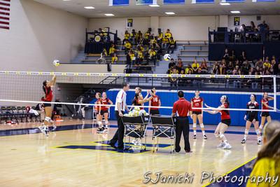 Others from UM Volleyball Vs Nebraska 11-2-12