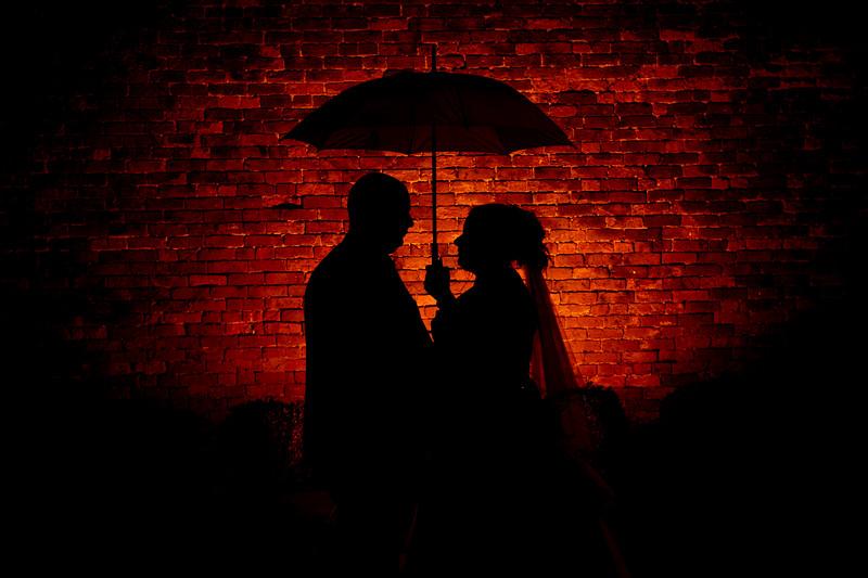 WInter Wedding at Singleton Lodge