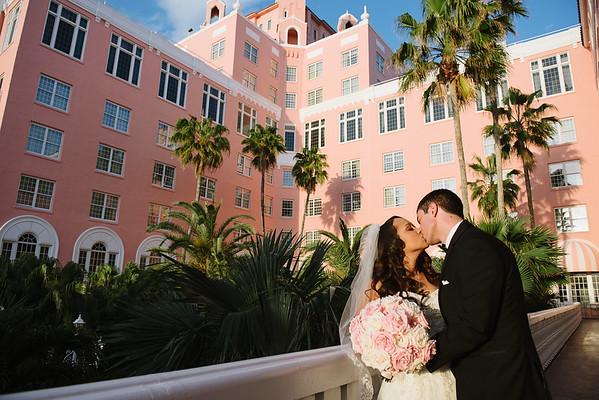 Don Cesar Wedding St Petersburg Florida