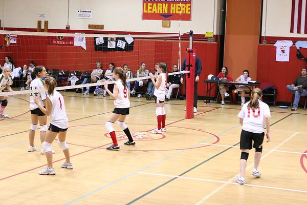 20070112 Samantha's Volleyball