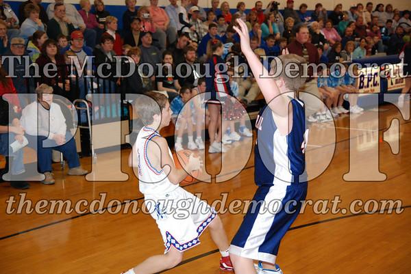 7th Grade vs. West Central 1-9-07