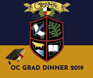 30-03-2019 ~ OC Grad Dinner 2019