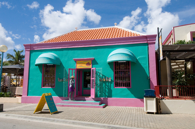Bonaire and Curacao 2008