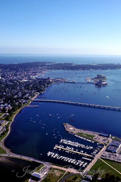 Newport Aerials