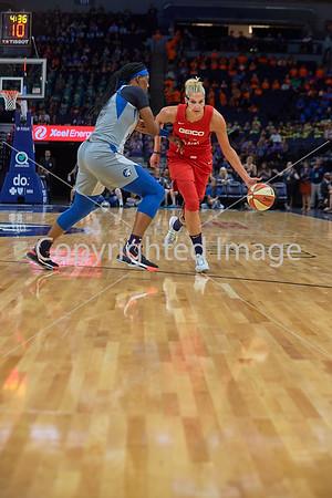 2019-07-24 Mn Lynx vs Washington Mystics