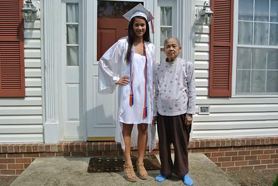 amanda's graduation