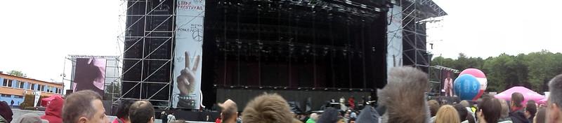 LIVE FESTIVAL - 2012 Oświęcim (Peter Gabriel)