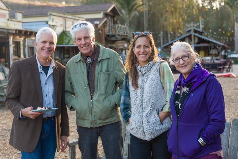 Kirk, Michael, Adralyn, Kathy