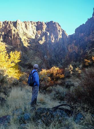 Eagle Canyon Traverse