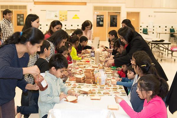 Pathshala Food Donation Drive