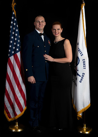 US Coast Guard  Ball, Oct. 2018
