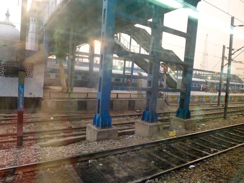 Delhi Train Station 2