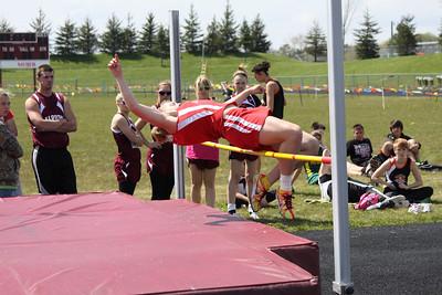 Field Events - 2012 Mid Mich Invite